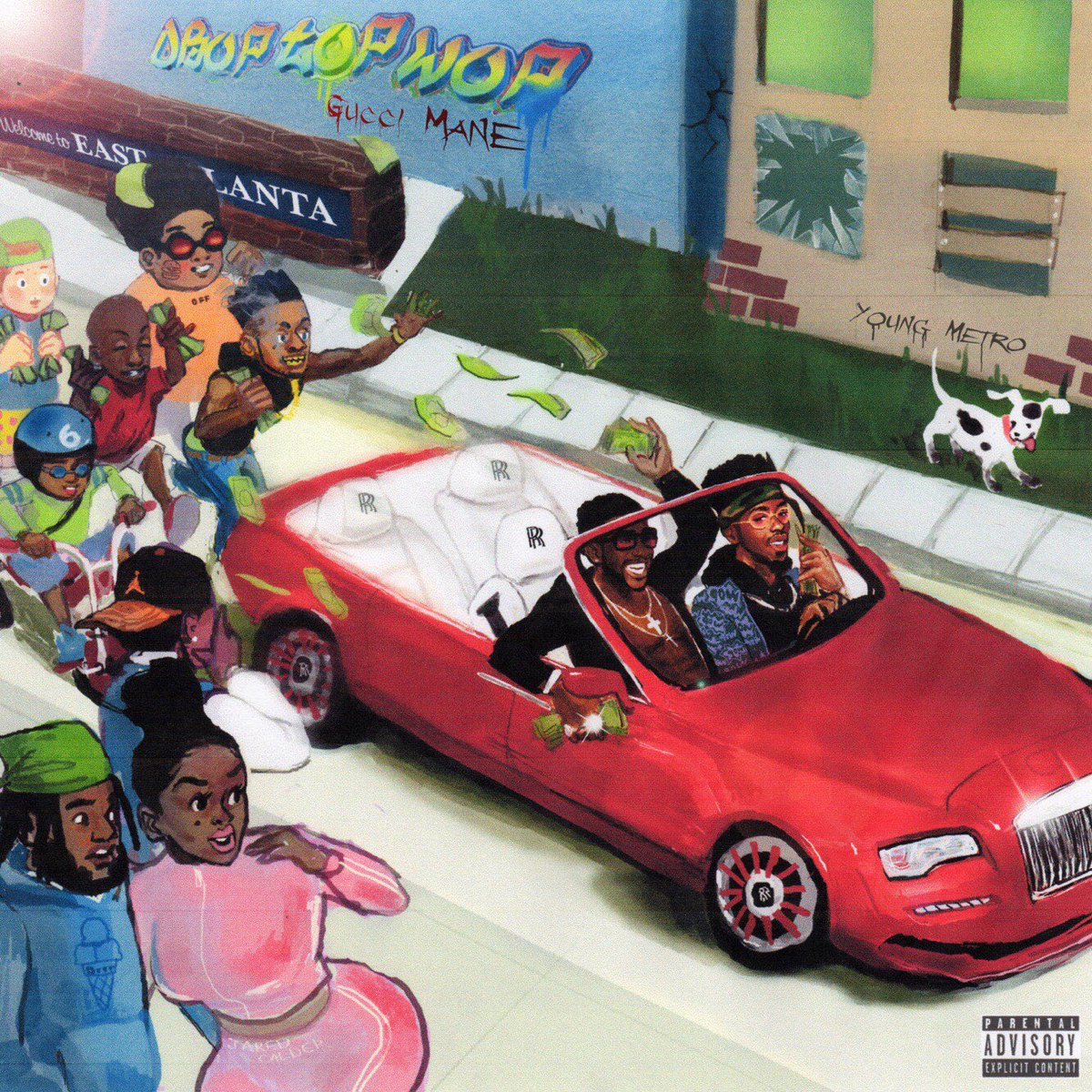 Droptopwop By Gucci Mane – Review – Diamond In The Groove