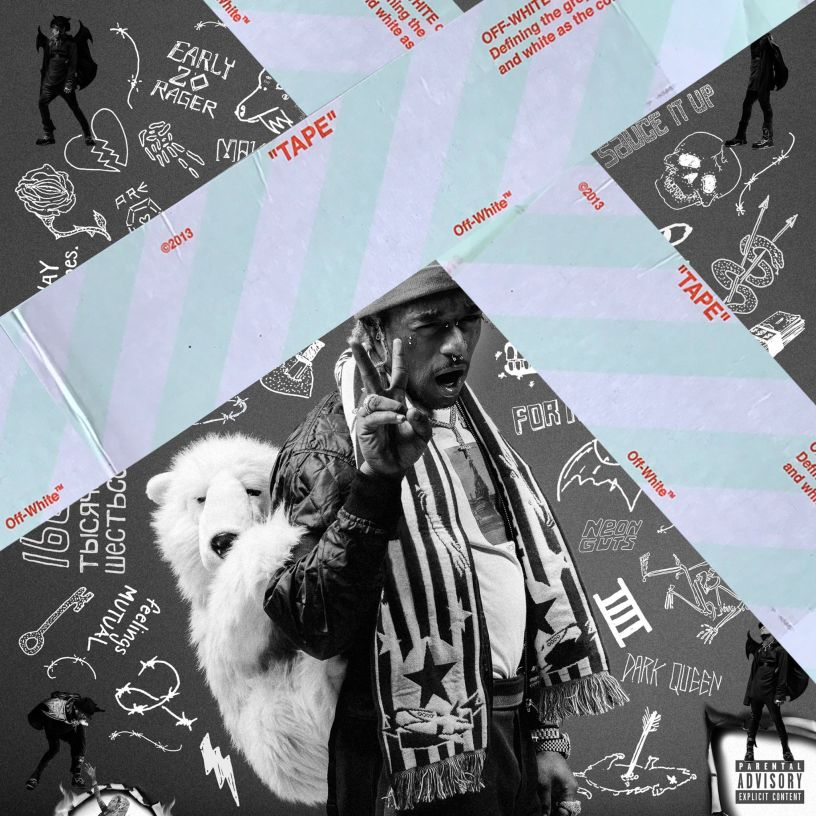 Luv Is Rage 2' by Lil Uzi Vert – Review – Diamond in the Groove